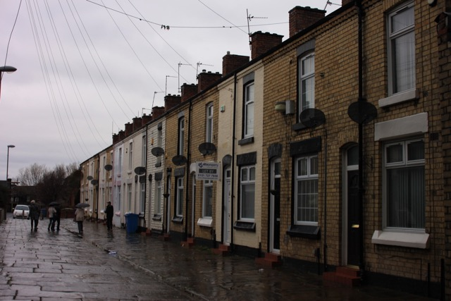 Remarkable Subtouring Liverpool History Ringo Starrs Childhood Home Home Interior And Landscaping Eliaenasavecom